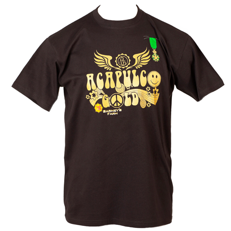 Barneys Farm Acapulco Gold - Camiseta