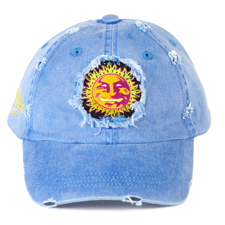 Barneys Farm Baseball Caps - Blue