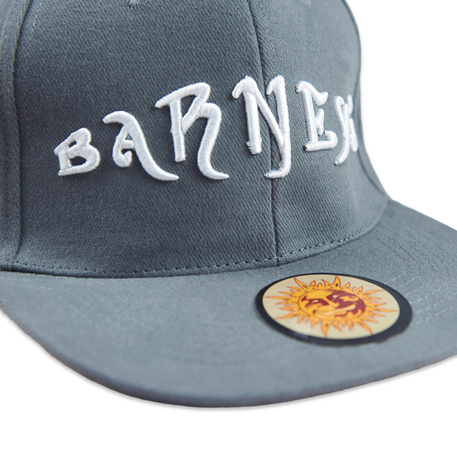 Barneys Farm Baseball Caps - Grey 2