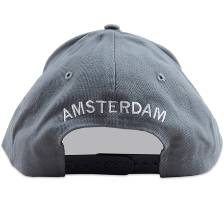 Barneys Farm Baseball Caps - Grey 3