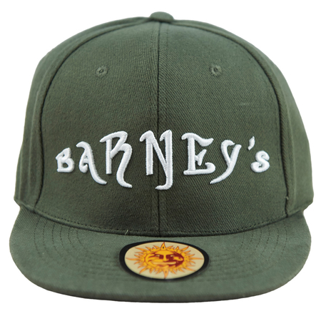 Barneys Farm Baseball Caps - Olive