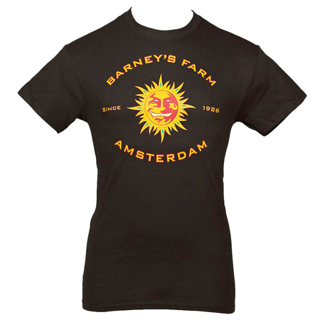 Barneys Farm - Dark Choco - T-shirt