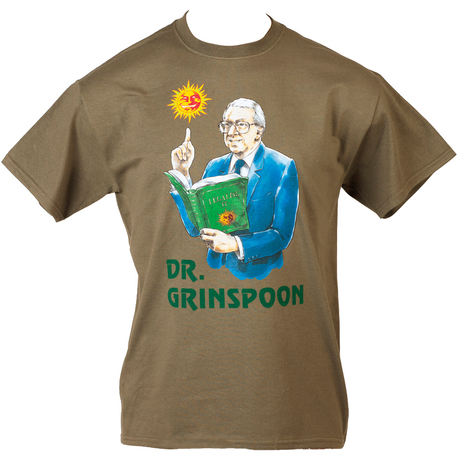 Barneys Farm Dr.Grinspoon - T-shirt