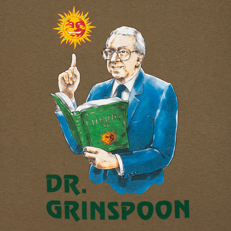 Dr.Grinspoon - T-shirt 2