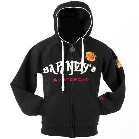 Barneys Farm Hoodie - Black 2