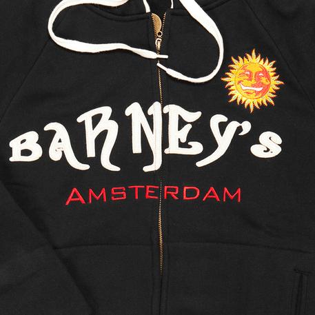 Barneys Farm Hoodie - Black 5