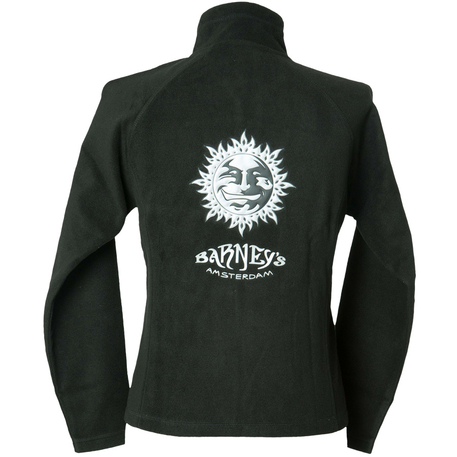 Fleece Jacket (Ladies) - Black