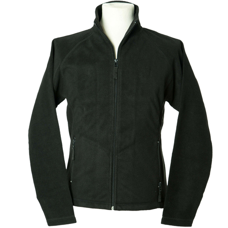 Fleece Jackets (Ladies) - Black 2