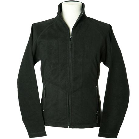 Fleece Jackets (Ladies) - Black 2
