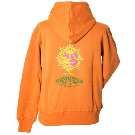 Hooded Sweatshirts (Ladies) - Orange 2