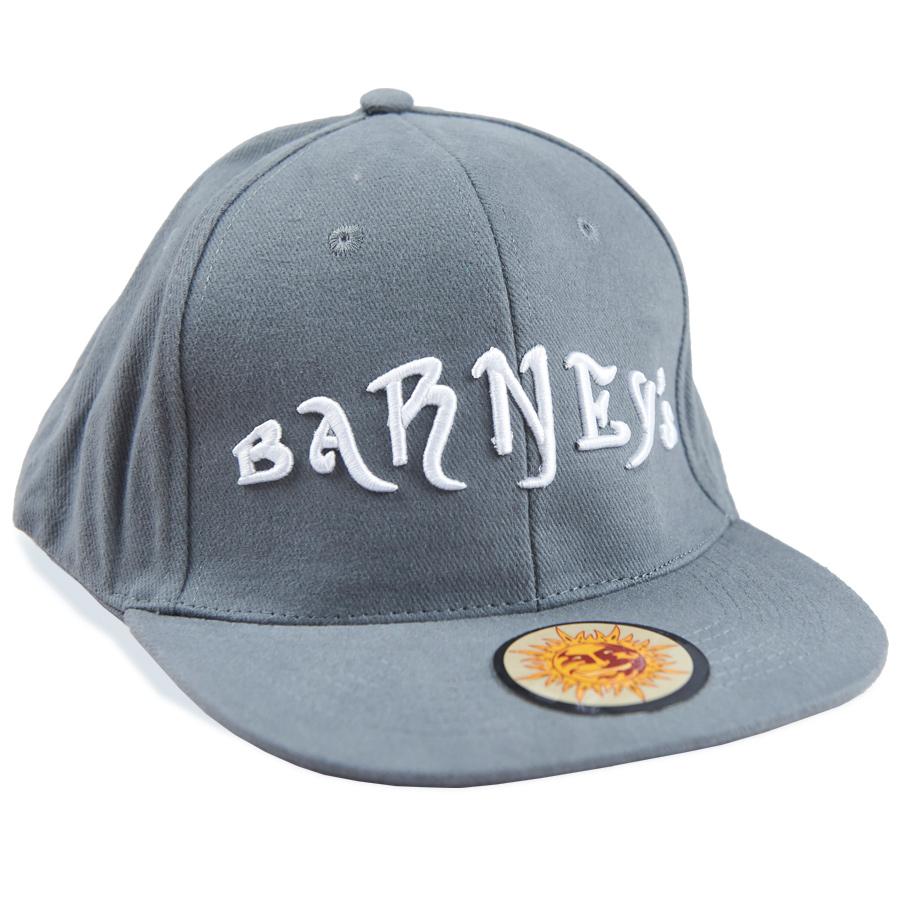 BARNEYS FARM BASEBALL CAPS - GREY 113f2dc8199